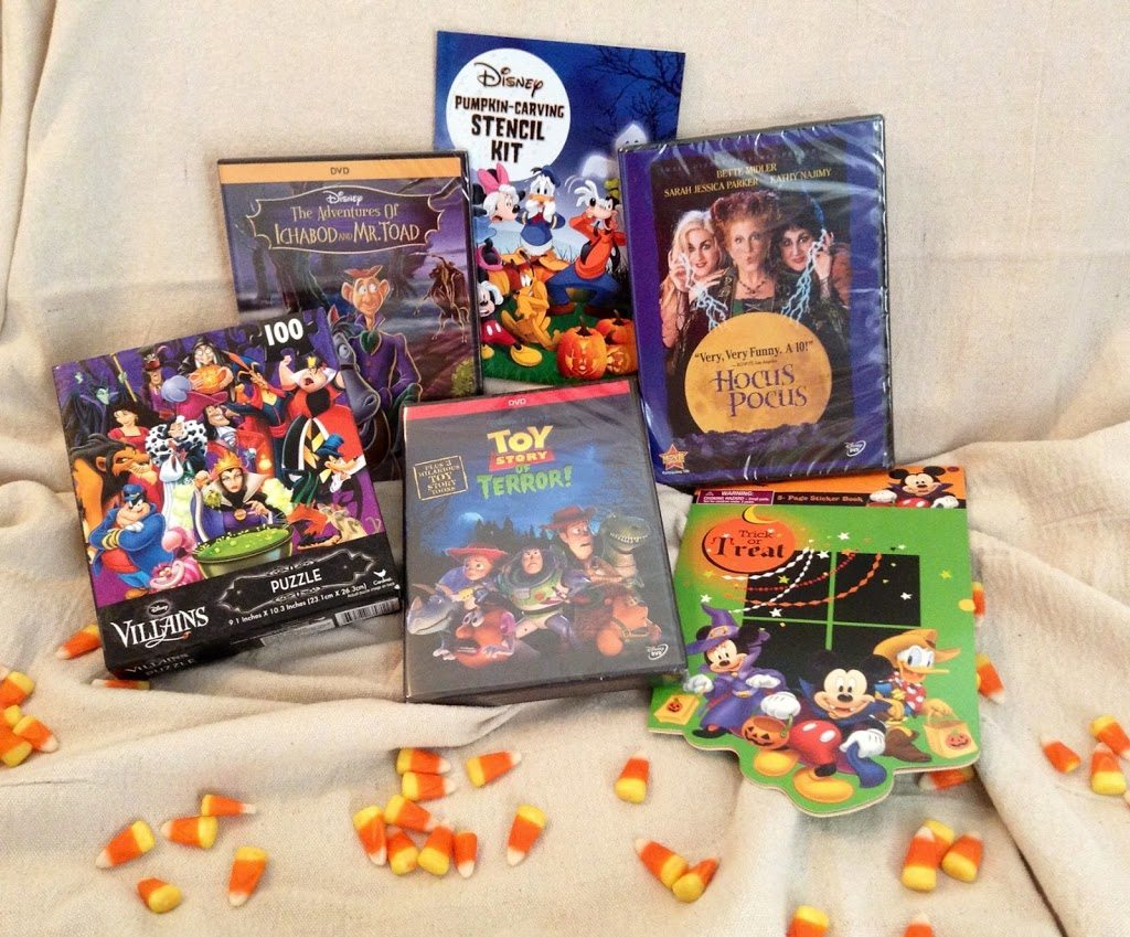 Giveaway: Disney-themed Halloween Prize Pack - WDW Hints