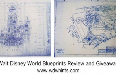 Walt Disney World Blueprints