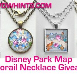 Monorail Necklace Giveaway