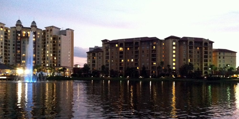 Staying off property at Walt Disney World - Wyndham Bonnet Creek Resort
