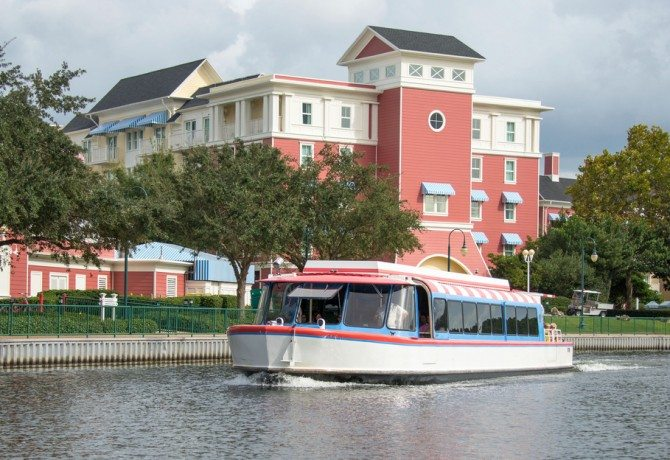 Staying on property at Walt Disney World