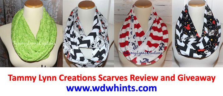 Scarf contest WDW Hints