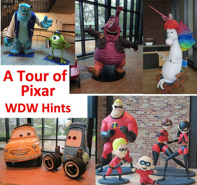 pixar offices