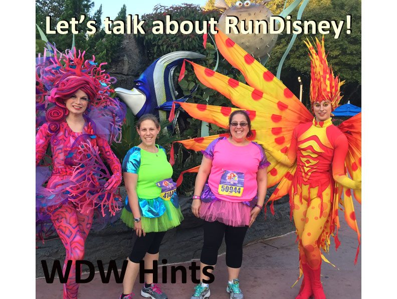 runDisney Experiences