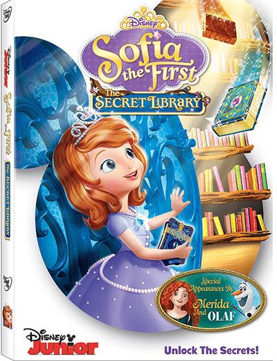SofiatheFirstSecretLibrary