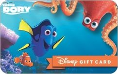 FindingDoryGiftCard