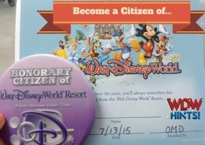 Citizen of WDW