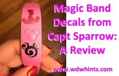 Magic Band decals