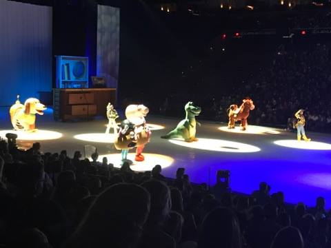 Toy Story at Disney on Ice