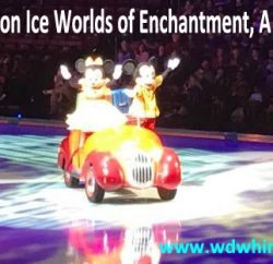 Disney on Ice Worlds of Enchantment