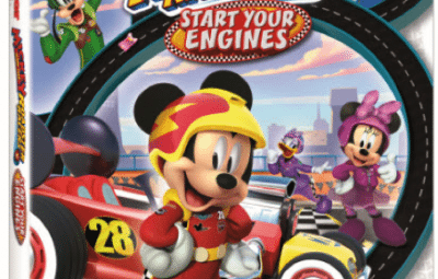 Start Your Engines Cover