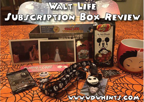 Walt Life Unboxing