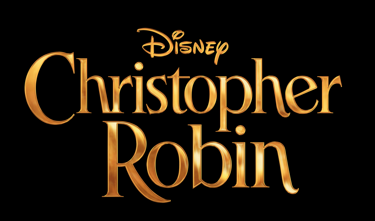 Disney Christopher Robin logo